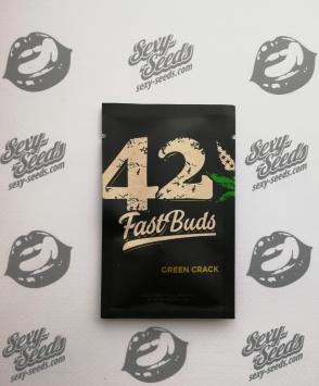 семена конопли Green Crack FastBuds