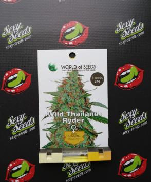 Wild Thailand Ryder World Of Seeds
