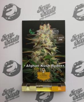 семена конопли Afghan Kush Ryder