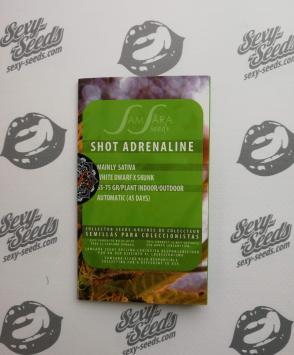 Shot Adrenaline семена конопли