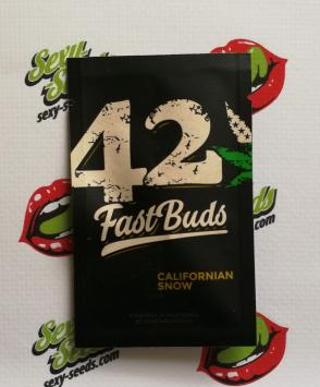 Californian Snow fastbuds