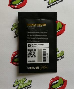 Rhino Ryder fastbuds